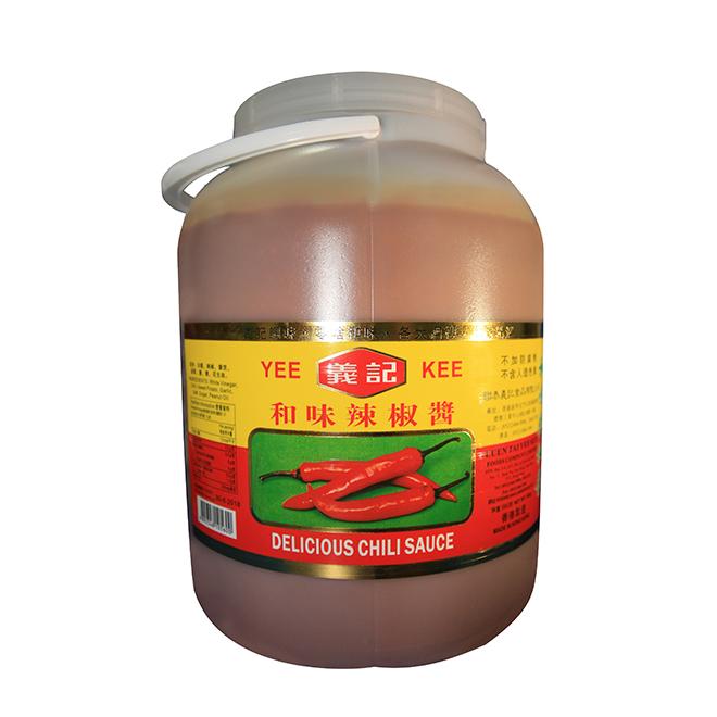 和味辣椒醬10斤