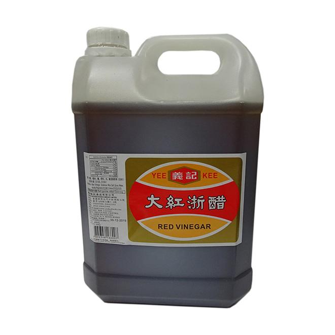 大紅浙醋5斤