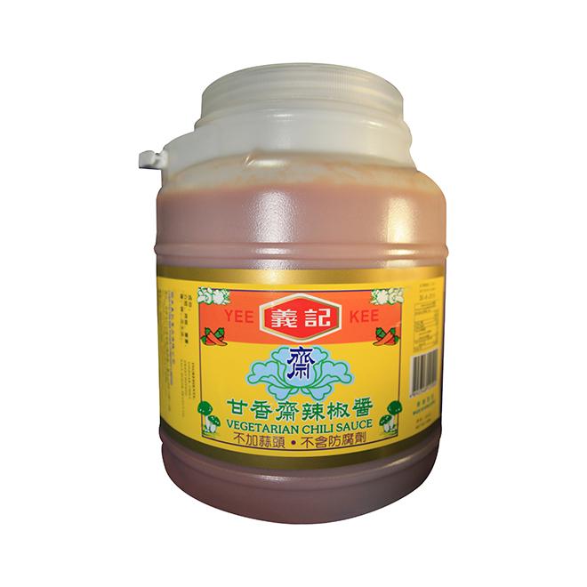 甘香齋辣椒醬5斤
